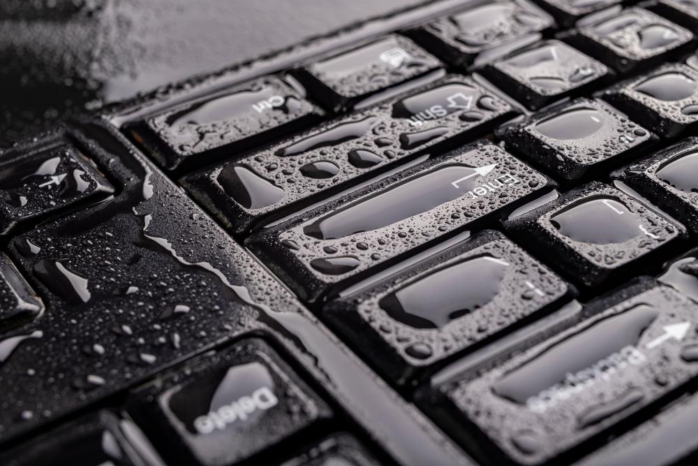 Dell Laptop Water Damage Repair Dubai