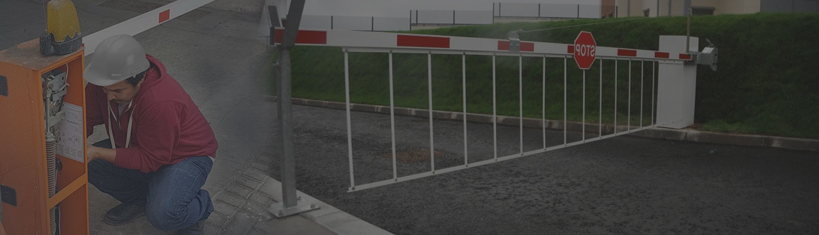 Gate Barriers Installation Services in Dubai
