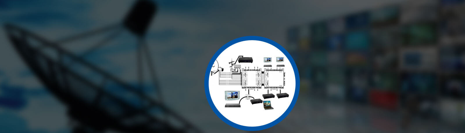 SMATV Installation Services in Dubai