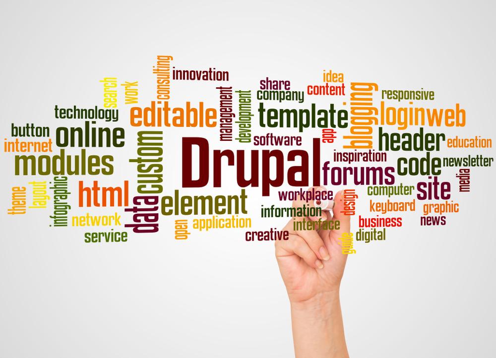 Drupal Web Development Dubai, UAE