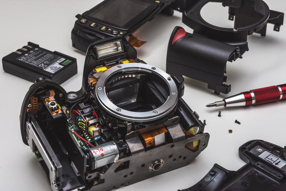Camera Repair Service Dubai,UAE